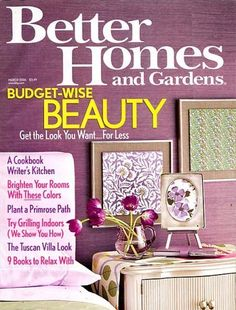 better home and garden magazine. Free Better Homes And Gardens Magazine Subscription Home Garden