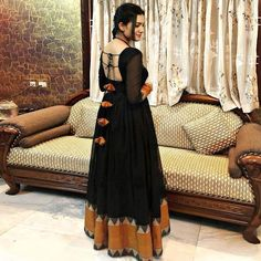 Designer Party Wear Dresses, Kurti Designs Party Wear, Indian Designer Outfits, Designer Wear, Indian Outfits, Long Gown Dress, Saree Dress, Long Frock, Long Gowns