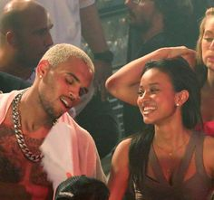 Karreuche Tran: In Houston With Chris Brown While Rihanna's Away