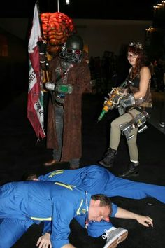 Fallout cos-play