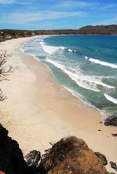 Beach @Litibu, Riviera Nayarit. http://www.puertovallarta.net/what_to_do/north_zone.php