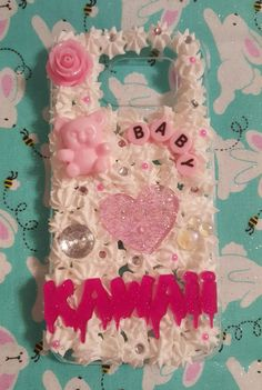 Hey, I found this really awesome Etsy listing at https://www.etsy.com/listing/271084104/kawaii-samsung-galaxy-s6-baby-pink-case