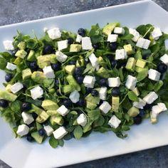 Feta, Avocado, Clean Eating, Healthy Eating, Food Inspiration, Love Food, Asparagus, Tapas, Buffet