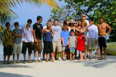 Family & Friends enjoy an IZE Adventure to Belize!