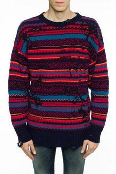 Diesel svetr Diesel, Christmas Sweaters, Men Sweater, Fashion, Diesel Fuel, Moda, Fashion Styles, Christmas Jumper Dress, Christmas Jumpers