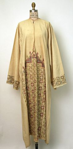 Robe Date: late 19th century Culture: Syrian