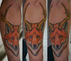 My tattoo done by  Marin Vasilev Nachev (: