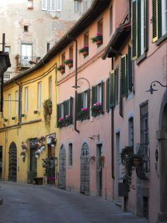 Lucca, Italy, I've visited here!