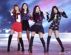 BLACKPINK || 'PLAYING WITH FIRE' Live (2017)