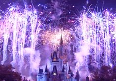 This is always the best way to end a night. | Community Post: 15 Signs You're A Disney World Addict
