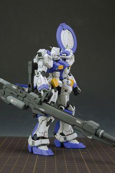 POINTNET.COM.HK - GK改件 RX-78 GP00 Gundam Blossom RG.Ver
