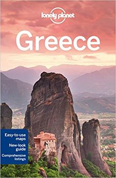 Pdf Online Lonely Planet Greece (Travel Guide) - Best book - By Lonely Planet