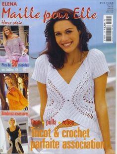 ELENA MAILLE POUR ELLE №2H 2005