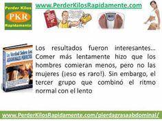 4 Trucos Para Comer Menos y Perder Kilos Rápidamente - WHATCH THE VIDEO HERE:  - http://www.how-lose-weight-fast.co/videos/4-trucos-para-comer-menos-y-perder-kilos-rapidamente/ -