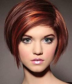 Asymmetrical bobs! | The HairCut Web!
