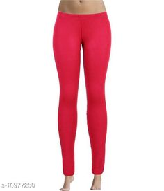 Checkout this latest Leggings Product Name: *Sakhi Shine Ankle Length Cotton Legging* Fabric: Cotton Lycra Pattern: Solid Multipack: 1 Sizes:  26, 28, 30 (Waist Size: 30 in, Length Size: 38 in)  32, 34, 36, 38, 40, 42, 44 Country of Origin: India Easy Returns Available In Case Of Any Issue   Catalog Rating: ★3.9 (304)  Catalog Name: Fashionable Feminine Women Leggings CatalogID_2033476 C79-SC1035 Code: 382-10977250-936