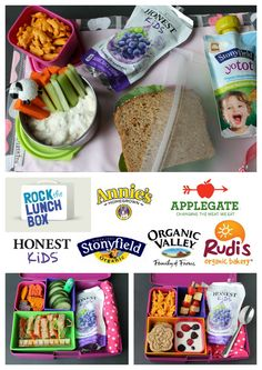 Amazing #RockTheLunchbox 2014 Giveaway (ends 9/3)