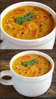 Onion Tomato Dal is a vegan, nutritious and flavorful recipe that uses toor dal…