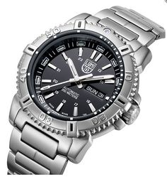 LUMINOX MODERN MARINER AUTOMATIC 6500 SERIES. Men's watch. R & M Woodrow Jewelers provides a higher standard of fine jewelry. Stop in at our showroom in the Westchester, NY area or order online today.