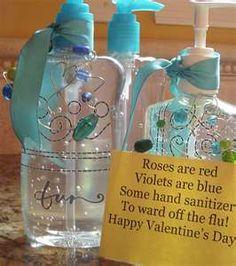 Great idea for Valentine's teacher gift
