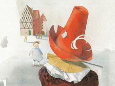 Illustrazioni per bambini perfette: Lisbeth Zwerger