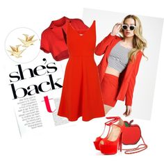 Designer Clothes, Shoes & Bags for Women Christian Louboutin, Concept, Shoe Bag, Space, Polyvore, Stuff To Buy, Shopping, Collection, Design