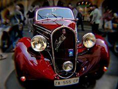 Fiat 508 CS Balilla (1936)