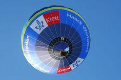 "D-OHAA: Ballonfahrt mit dem Heißluftballon ""Klett-Verlag"" und SkytoursBallooning in Stuttgart und Umgebung"