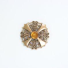 Kalevalakoru - : Kuukiven koru Brooch, Detail, Finland, Rings, Floral, Scandinavian, Gold, Stuff To Buy, Jewellery