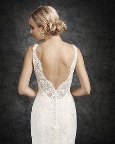 Ella Rosa Style BE316 #bridal #weddingdress