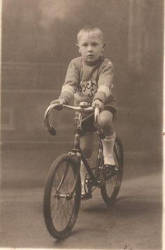 Junior racer.