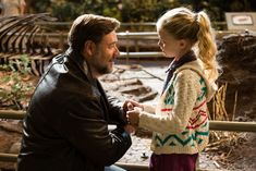 "Russell Crowe in ""Father and Daughters"" (Gabriele Muccino, 2015)"