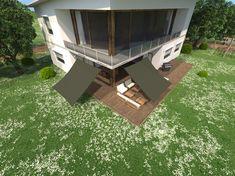 Schützen Sie sich vor Blicken der Nachbarn und der Sonne. Sun Sails, Solar Shades, Home And Garden