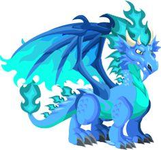 dragon city dragons | Dragon City: Cool Fire Dragon | Gameteep