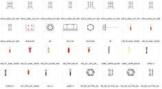 Dwg Adı : Vida somun teknik çizimleri  İndirme Linki : http://www.dwgindir.com/puansiz/puansiz-2-boyutlu-dwgler/puansiz-cesitli-dwgler-2-boyutlu-dwgler/vida-somun-teknik-cizimleri.html