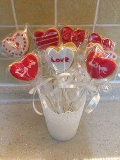 Aşk kurabiyeleri..