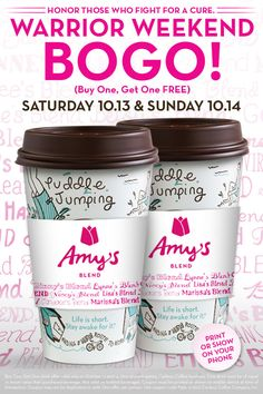 Caribou Coffee: BOGODeal - #coupons #coffee