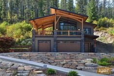 Mountain Modern Plans is part of Cabin house plans - Cabin House Plans, Mountain House Plans, Mountain Homes, Small House Plans, Mountain Home Exterior, Shop House Plans, Dream House Plans, Style At Home, Carriage House Plans