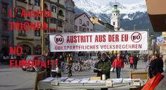 L'#Austria se ne va davvero! Dice definitivamente NO all' Europa.Noi restiamo a guardare! Come sempre… http://jedasupport.altervista.org/blog/politica/laustria-se-ne-va-davvero-no-europa/
