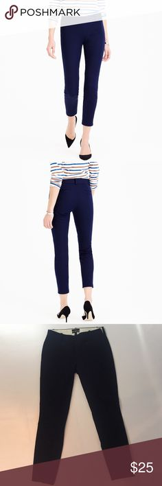 J. Crew Navy Minnie Pants So pretty and perfect dressed up or down! Excellent pre worn condition. Size 2T. J. Crew Pants