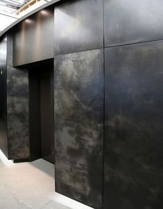 Feature Walls Sometimes, it takes only a statement wall to make a room. Axolotl FL works with interior designs, architects,. Interior Design Courses, Home Interior Design, Interior Decorating, Decorating Tips, Metal Wall Panel, Metal Panels, Axolotl, Zinc Sheet, Sheet Metal Art