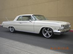 62 Impala SS.. will someone please buy this for me?