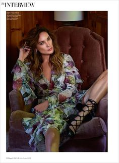 The Road Less Travelled - Erin Wasson by Christopher Ferguson for Harper's Bazaar Arabia August 2015 - Gucci Couture Fashion, Boho Fashion, Autumn Fashion, Erin Wasson, Fashion Photography Inspiration, Gucci, Fashion Pictures, Boho Chic, Bohemian Style