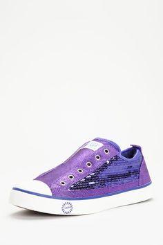 UGG Australia Laela Sneaker with Sequins by Shoe Shop on @HauteLook