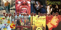 Top 30 albums of the 60s - Full List: http://www.platendraaier.nl/toplijsten/top-30-albums-van-de-jaren-60/