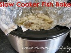 1000 images about fish on pinterest crockpot fish for Fish crock pot recipes