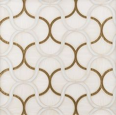 ann sachs gold tile | ANN SACKS Chrysalis fish scale glass mosaic in spirit, sugar cane and ...