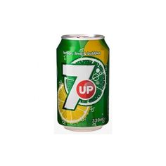 7up 330ml ❤ liked on Polyvore featuring drinks