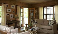 knotty pine paneling - Google Search