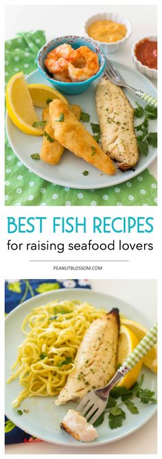 The best fish recipes for kids: the perfect way to introduce seafood to fussy eaters. Once they try these easy fish recipes, they'll be hooked for life. All the dishes can be baked in 25 minutes or less which makes them perfect for busy weeknights. #seafoodrecipes #fishrecipes #lentrecipes #AD @WorldPortSeafood #WPSeafood